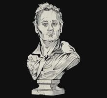 Bill Murray Sculputre Kids Clothes