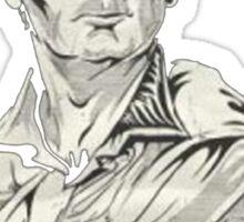 Bill Murray Sculputre Sticker