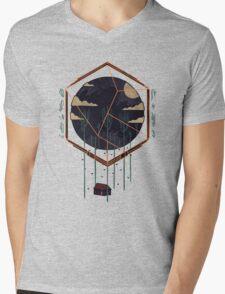 The Dark Woods Mens V-Neck T-Shirt