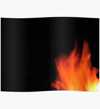 Firey Poster