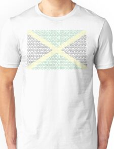 digital Flag (Jamaica) Unisex T-Shirt