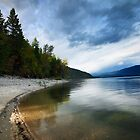 Steamboat Beach before the Snow by EchoNorth