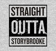 Straight Outta Storybrooke - Black Words T-Shirt
