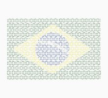 digital Flag (Brazil) One Piece - Long Sleeve