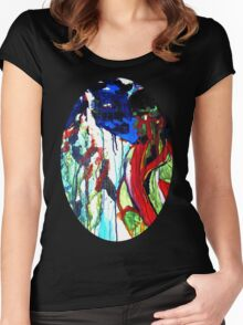 Franklin's Mountain Women's Fitted Scoop T-Shirt