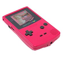 Macintosh Plus Game Boy - ALL PRODUCTS AVAILABLE Photographic Print