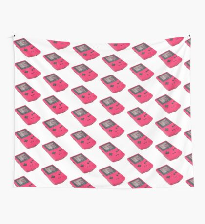 Macintosh Plus Game Boy - ALL PRODUCTS AVAILABLE Wall Tapestry