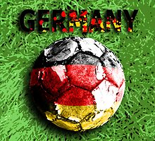 Old football (germany) by sebmcnulty