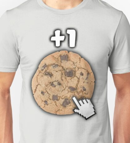 Cookie Clicker Unisex T-Shirt