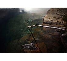 Heart of Horseshoe Lake Photographic Print