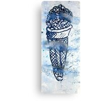 ice cream in the Clouds Canvas Print