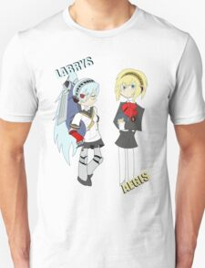 PSG/Persona 3/4 Crossover Unisex T-Shirt