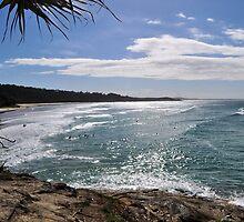 SILVER BEACH by Margaret Stevens