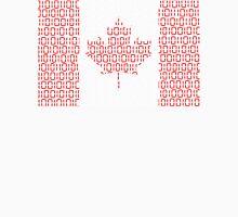 digital Flag (Canada) Unisex T-Shirt