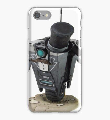 Fancy Butler Claptrap bot iPhone Case/Skin