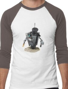 Fancy Butler Claptrap bot Men's Baseball ¾ T-Shirt