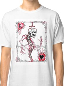 King of Hearts / Suicide King Classic T-Shirt