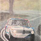 BMW 2002 by Peter Brandt