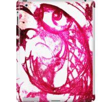 pink fish iPad Case/Skin