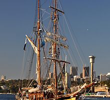 Windeward Bound @ Darling Harbour, Sydney, Australia 2013 by muz2142