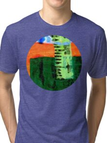 found objects Tri-blend T-Shirt
