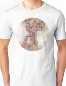 Cardboard tower Unisex T-Shirt
