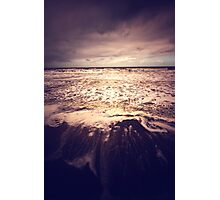 The Sea - France Photographic Print