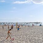 Glenelg Beach, Adelaide, South Australia by Ian Berry