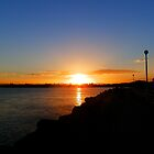 Ballina Sunset, New South Wales by RedNomadOZ