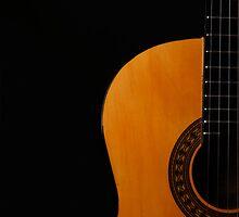 Acoustic guitar by Andreas  Berheide