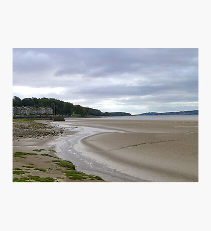 Arnside Beach. Photographic Print