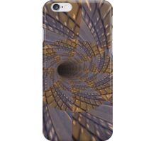 Keyboard tunnel iPhone Case/Skin