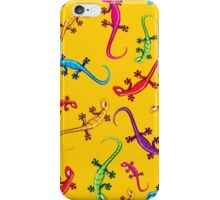 Gecko Mania iPhone Case/Skin
