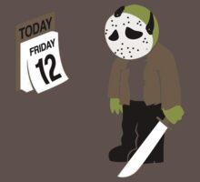 Sad Jason [It's not the day] by VovaShirts