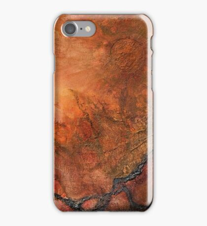 The Great Below iPhone Case/Skin