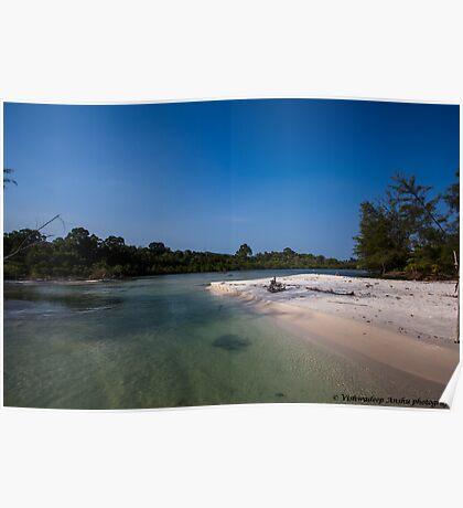 koh rong beach, combodia - 10 Poster