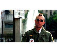 Robert De Niro @ Taxi Driver Photographic Print