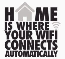 Home is where your WIFI connects automatically by nektarinchen