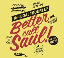 Better Call Saul by funkybreak