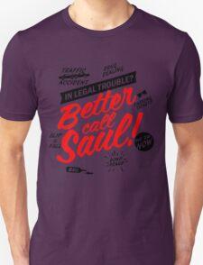 Better Call Saul T-Shirt