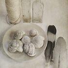 A Pale Palette by Sarah Jarrett