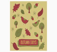 Autumn Days Kids Clothes