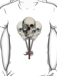Eternally Sweet Skull Lollipops  T-Shirt