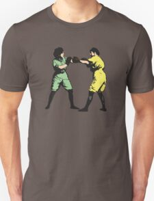 Boxing Sisters T-Shirt