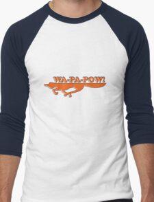 What does the FOX say? Men's Baseball ¾ T-Shirt