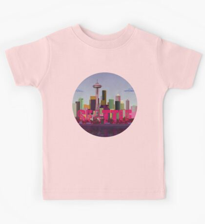 Seattle Kids Tee