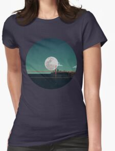 San Francisco Womens Fitted T-Shirt