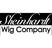 30 Rock Sheinhardt Wig Company Photographic Print
