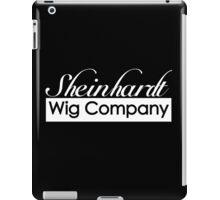 30 Rock Sheinhardt Wig Company iPad Case/Skin