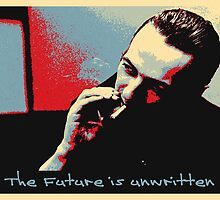 Joe Strummer - The Future Is Unwritten by FreakMonkey